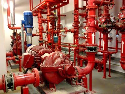 Technical supervision of building gas installations
